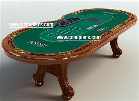 tavoli hold em usati croupiers noleggio