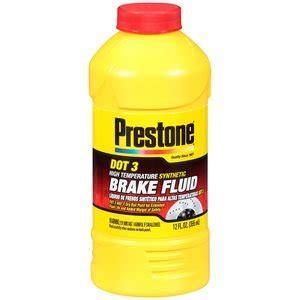 Minyak Rem Dot 4 jual minyak rem prestone dot 3 brake fluid 300ml di lapak