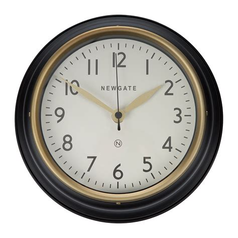 clock buy buy newgate clocks the mini cookhouse ii wall clock matt