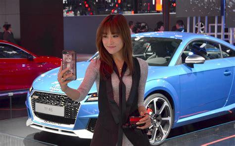 motor show 2017 shanghai auto show hostess 1 11
