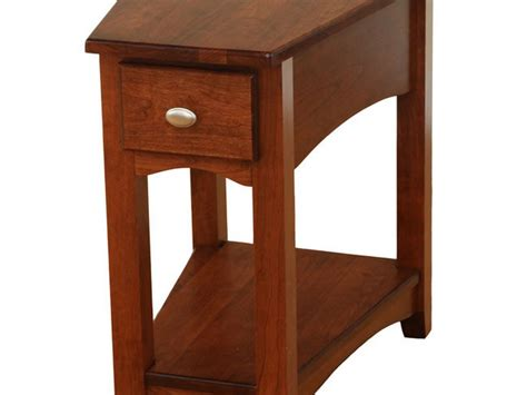 Wedge Side Table With Drawer by Wedge Side Table With Drawer Outdoor Patio Tables Ideas