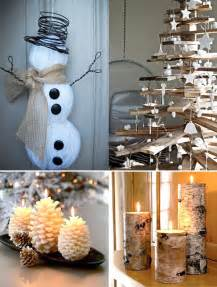 Christmas Home Decorations 20 natural christmas decorations for a lovely home designrulz