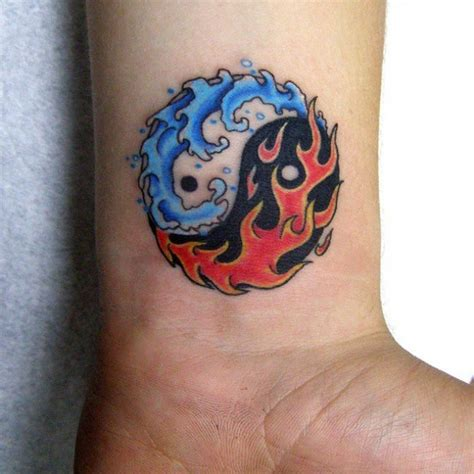 yin yang wrist tattoos 60 best yin yang designs inseparable