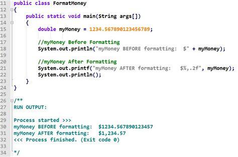 currency format in javascript exle ap java mr eliot s website