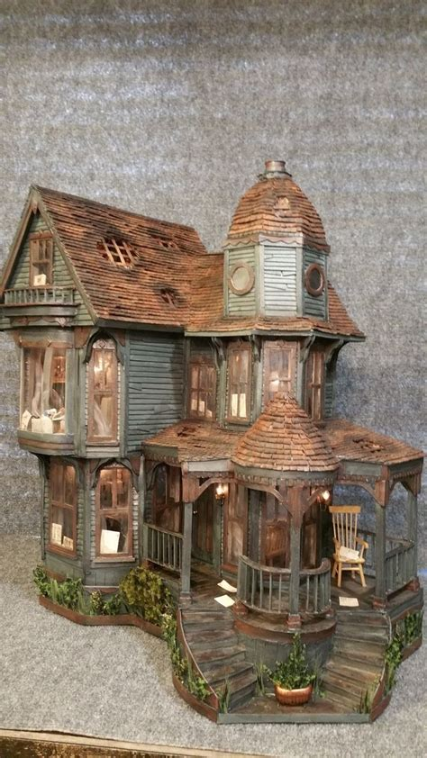 mini doll houses 17 best ideas about haunted houses on pinterest