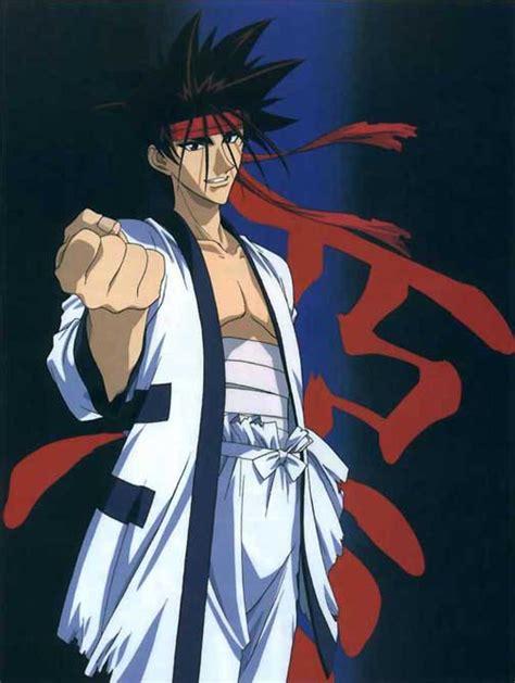 Kaos Sanosuke Sagara Samurai X sanosuke sagara rurouni kenshin absolute anime