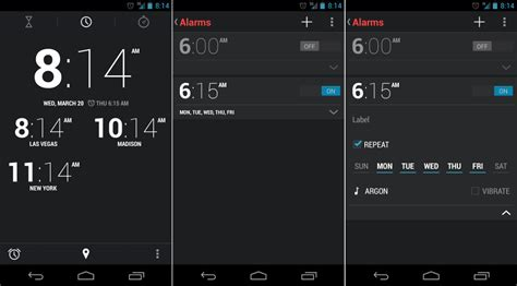 android alarm how to set an alarm on your android phone beginners guide droid