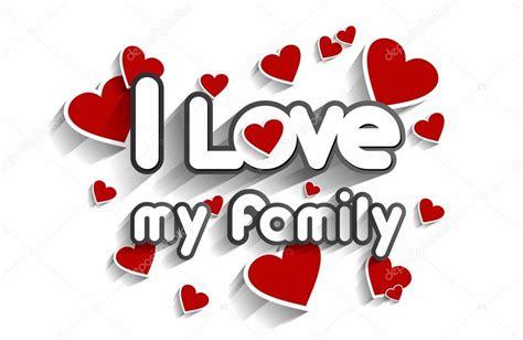 I My by I My Family Stock Vector 169 Nicousnake 57094351