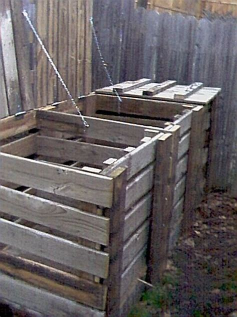 compost bin plans the grass is always greener outside