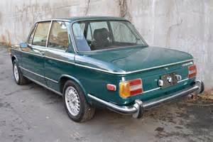 1974 Bmw 2002 Tii 1974 Bmw 2002tii Cosmopolitan Motors Llc