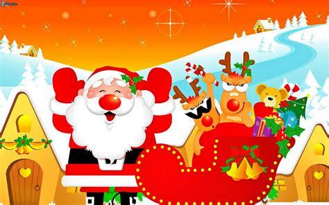 imagenes de navidad santa claus pap 225 noel