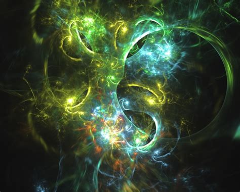 fractal chaos energy light  image  pixabay