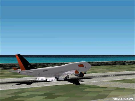fs   landing  diego garcia  surclaro