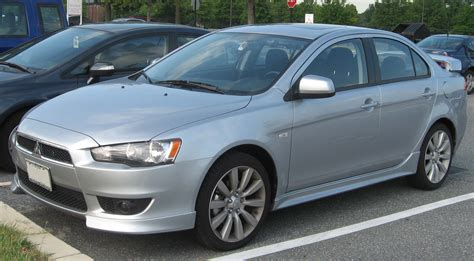 How Much Is Mitsubishi Lancer File 2008 Mitsubishi Lancer Jpg
