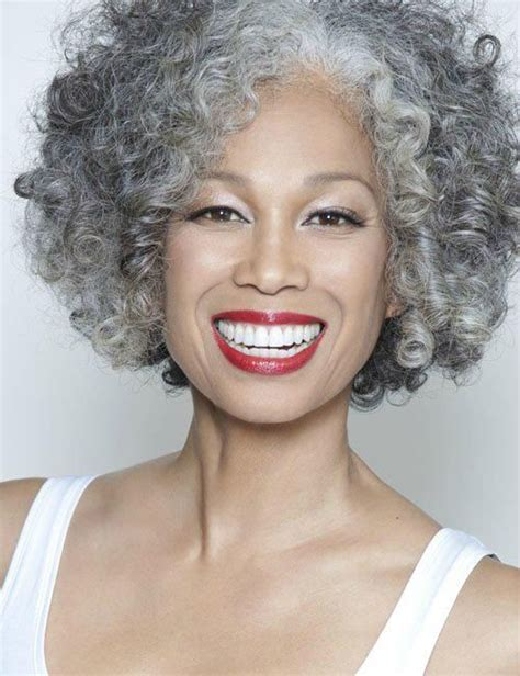 african american silver hair styles 258 best older african american women hairstyles images on