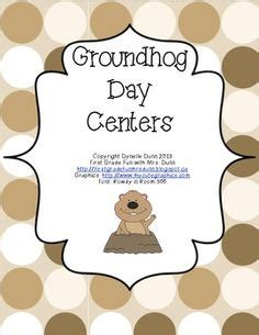 groundhog day number of days 1000 images about grade february activities on