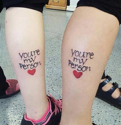 tattoo love by twin set 69 heart warming sister tattoo ideas stayglam