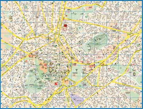 athens map maps update 1200919 athens tourist attractions map 12 toprated attractions and things to do