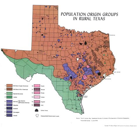 texas map collection map collection