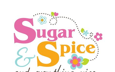 William Gill Sugar And Spice the geekery sugar and spice pre fab logo design