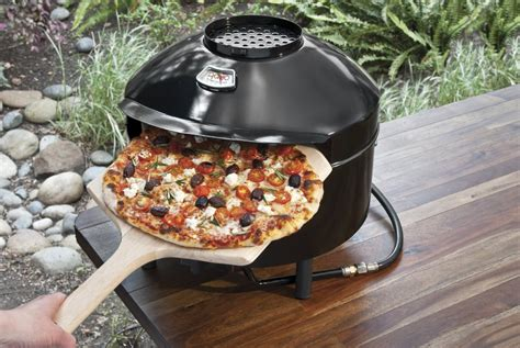 Pizzeria Pronto Stovetop Pizza Oven by Pizzacraft Pizzeria Pronto Outdoor Pizza Oven Cooking Gizmos