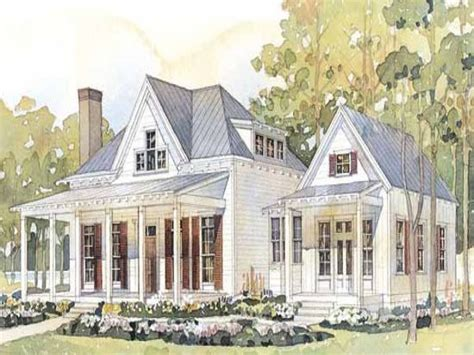 Southern Country Home Plans by House Plans Southern Living Cottage Of The Year Country