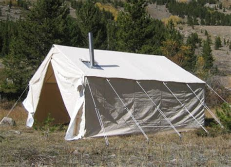 canvas wall tent making life out west better farmington ut west stake provident living what kind of