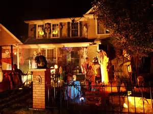 houses decorated for halloween themed houses home desirable