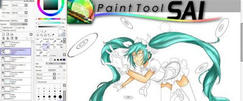 paint tool sai 2 vs 1 paint tool sai 1 2 0