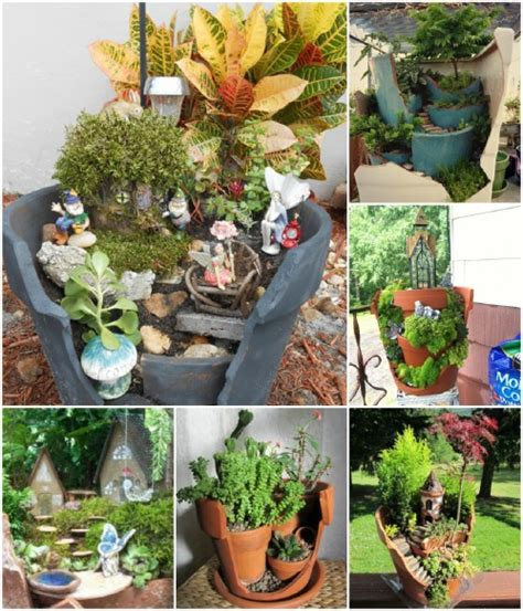 Small Terracotta Pots 27 Decorative Terra Cotta Crafts To Beautify Your Outdoor