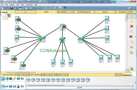 Cisco Packet Tracer Tutorial Subnetting | cisco packet tracer for beginners chapter 2 subnetting