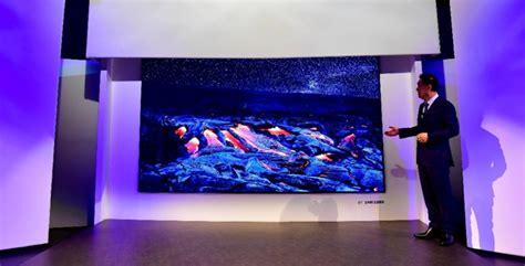 samsung wall tv  gadget gram