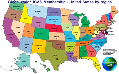 map of us states boston directory of membership united states globalization icas