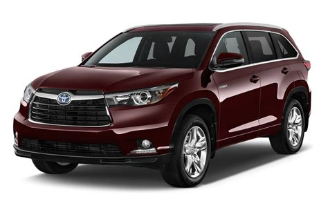 2015 Toyota Suv 2015 Toyota Highlander Hybrid Reviews And Rating Motor Trend