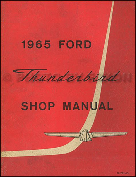 automotive service manuals 1965 ford thunderbird user handbook 1965 ford truck f350 repair manual autos post