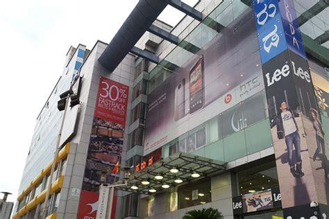 garuda mall magrath road ashok nagar shopping malls in shopping malls in bangalore little black book bangalore