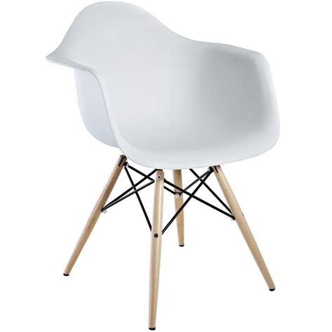 Plastic Chairs Arm Chair Eames Molded Plastic Chair Replica Canada