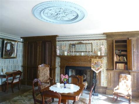 Fireplace Burlington Ontario by Room With Fireplace And Ceiling Carving Picture Of