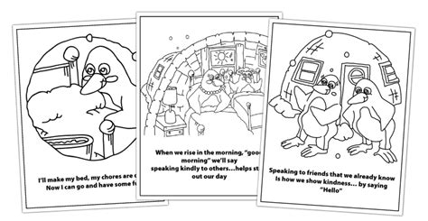 good manners coloring pages 171 free coloring pages