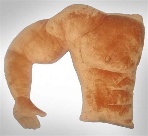 Arm Pillow by Muscular Arm Boyfriend Pillow