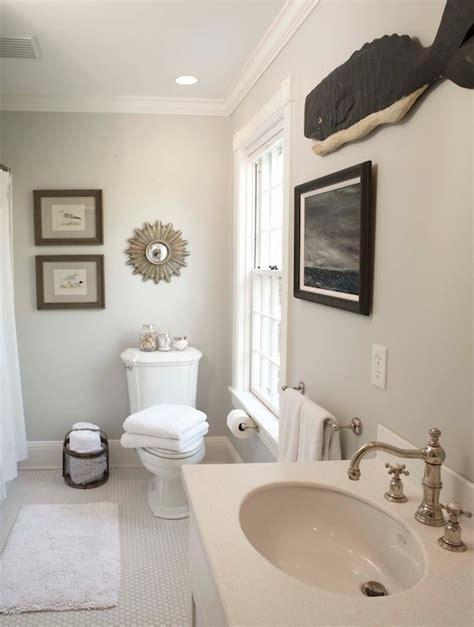 Metropolitan Members Dining Room by Edgecomb Gray Traditional Bathroom Benjamin Moore
