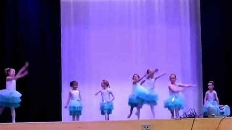 frozen ballet 2 quot let it go quot