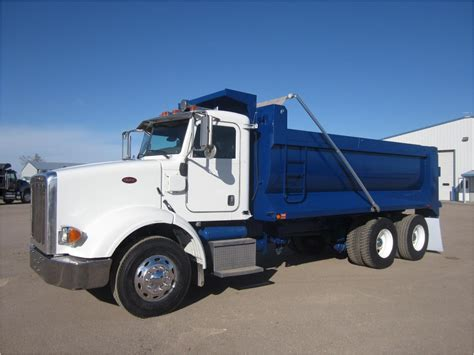 peterbilt dump truck 2008 peterbilt dump trucks for sale used trucks on