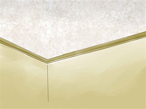 Painted Popcorn Ceiling by How To Paint A Popcorn Ceiling 7 Steps With Pictures Wikihow