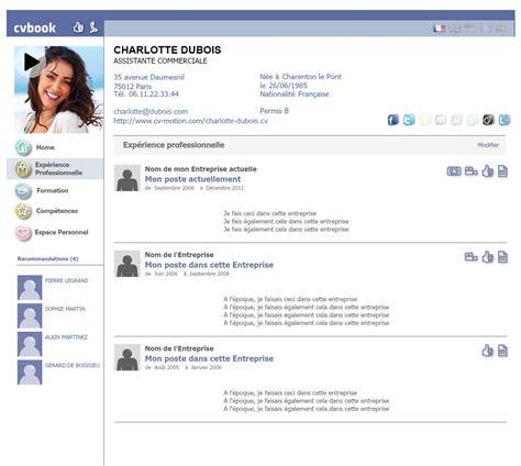 Modèle Cv by Resume Format Exemple De Cv Journaliste Gratuit