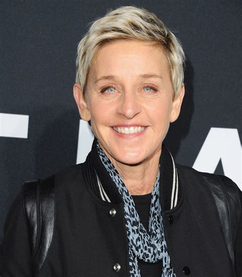 Degeneres Hairstyle by Eliminate Your Fears And Doubts About Degeneres
