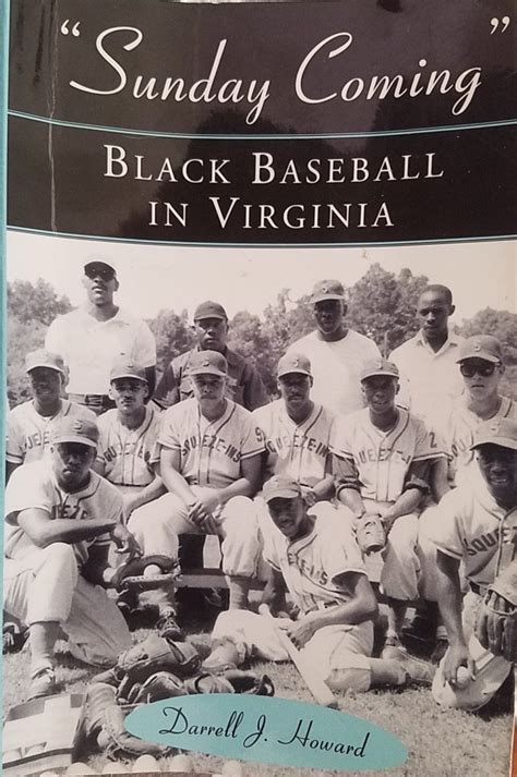 the baseball black book 2018 black book books black baseball in virginia a special program history