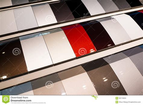 car paint sles stock photo image of gray custom 36115904