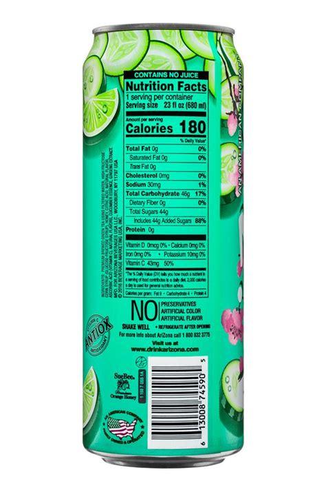 arizona iced tea facts aboutube arizona iced tea nutrition facts besto