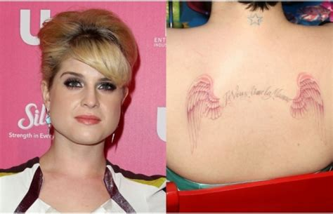 kelly osbourne tattoos removed osbourne tattoos removal